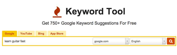 keyword generator
