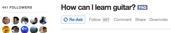 follow quora threads