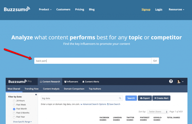 buzzsumo-search