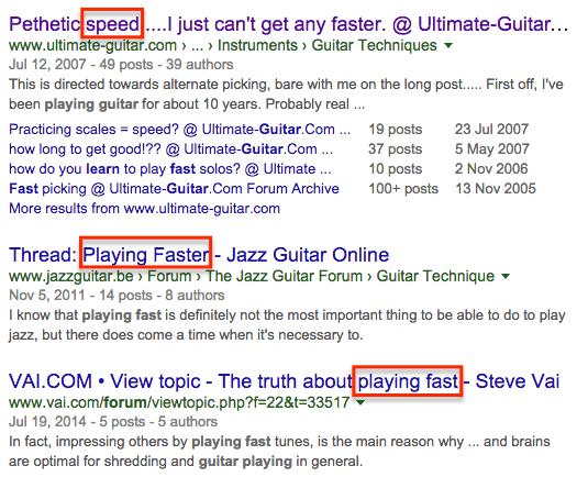 forum marketing example
