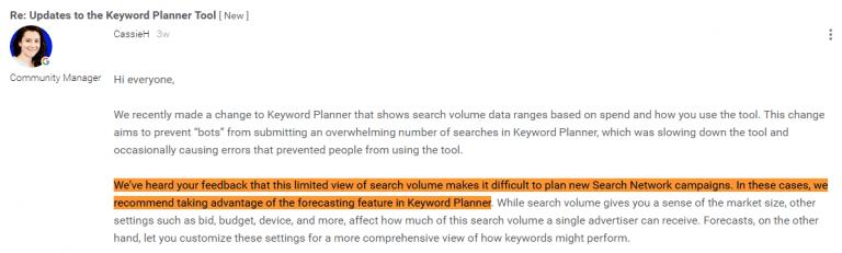 keyword tool alternative