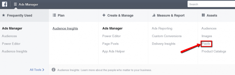 ads-manager-pixel